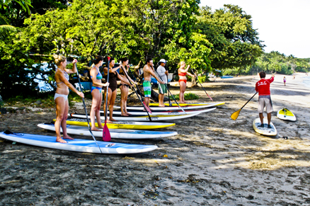 Costa Rica Paddle boarding rentals